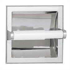 Zamak Recessed Toilet Paper Dispenser