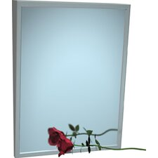 Fixed Tilt Wall Mirror