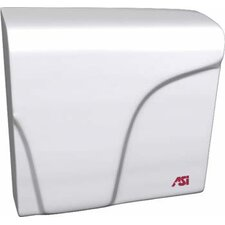 Profile Compact Electric 100 - 240 Volt Hand Dryer