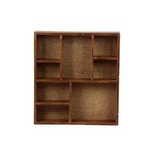 Wood Wall Shelf