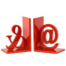 Urban Bookend (Set of 2)
