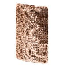 Wide Elliptical Vase