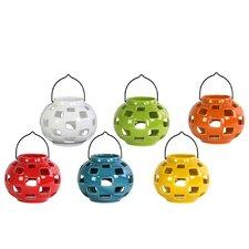 Ceramic Lantern (Set of 6)