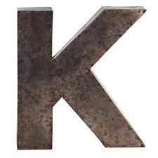 Metal Alphabet Letter