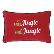 Jingle Jangle Lumbar Pillow