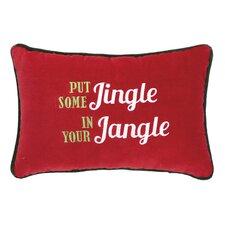 Jingle Jangle Lumbar Pillow