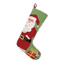 Santa Hook Stocking