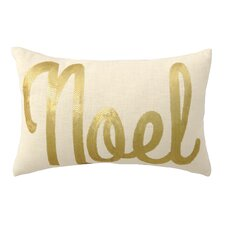 Noel Sequins Lumbar Pillow