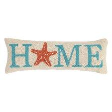 Home Wool Lumbar Pillow