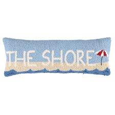 The Shore Wool Lumbar Pillow