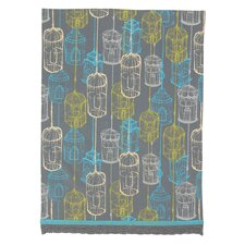 Birdcage Kitchen Towel (Set of 2)