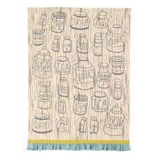 Spice Jars Kitchen Towel (Set of 2)