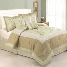Modern Heirloom Rachel 7 Piece Comforter Set