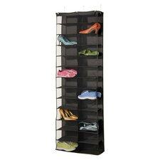 Gearbox StorageCaddy 26-Compartment Overdoor Shoe Organizer