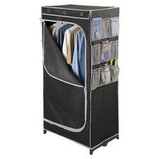 """Gearbox StorageCaddy 60"""" H x 30"""" W x 60"""" D Portable Wardrobe"""