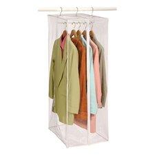 Clear Vinyl Storage Maxi Rack Suit Garment Bag