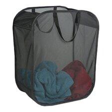 Laundry Micro Mesh Single Pop Up Hamper