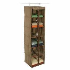 Cedar Storage Shelf Inserts Hanging Organizer
