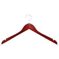 Wood Shirt Hanger (Set of 6)