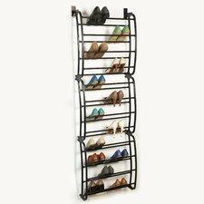 12-Tier Overdoor Shoe Organizer