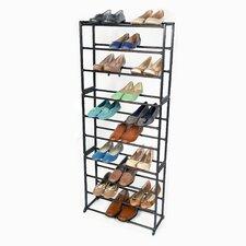 Standing 10-Tier Shoe Rack