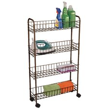 4 Tier Utility Cart