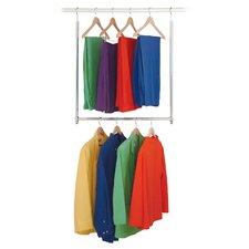 Closet Accessories Commercial Double Closet Rod