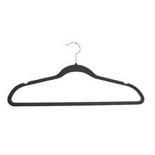 Celessence Crisp Linen Soft Grip Non-Slip Suit Hanger (Set of 8)