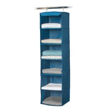 Rhi Home 6-Compartment Hanging Organizer