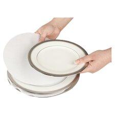 Tabletop Storage Felt Plate Divider (Set of 48)