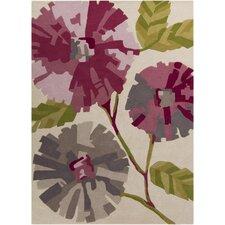 Harlequin Ivory Floral Area Rug