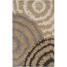 Harlequin Parchment Beige Floral Area Rug