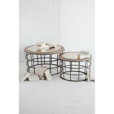 Gaiola 2 Piece Nesting Table