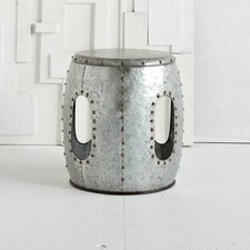 Allan I Decorative Stool Sculpture
