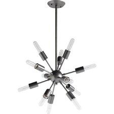 Edisonna 12 Light Cluster Pendant