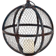 Coleman II Metal Lantern