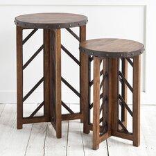 Anacaona II 2 Piece Nesting Tables