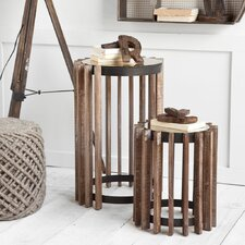 Fiedante II 2 Piece Nesting Tables