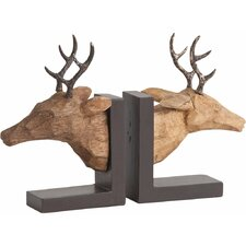 Zavalla Book Ends (Set of 2)