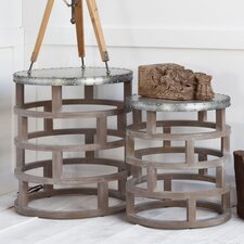 Cartuga 2 Piece Nesting Tables