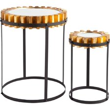 Cog II 2 Piece Nesting Tables