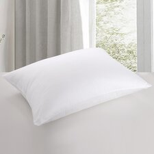 All Natural 100% Cotton and Feather Core Bed Pillow