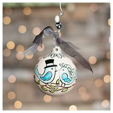 Forever And Always Ball Ornament