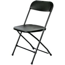 Poly Armless Stacking Chair