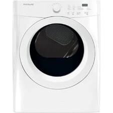 7 Cu. Ft. Electric Dryer with DrySense Technology