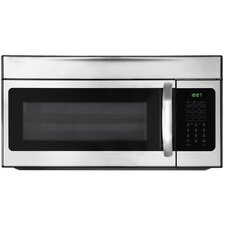 1.5 Cu. Ft. 900W Over-the-Range Microwave Stainless Steel