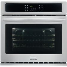 """Gallery Series 27"""" Electric Single Wall Oven in Stainless Steel"""