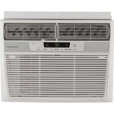 12000 BTU Window Compact Air Conditioner with Remote Control