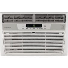 6,000 BTU Energy Star Window Mini-Compact Air Conditioner with Remote