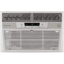 8,000 BTU Energy Star Window Mini-Compact Air Conditioner with Remote